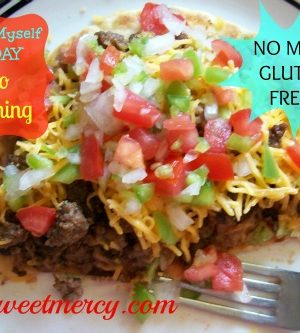 Taco Seasoning Mix – No MSG! {Make it Myself Monday}