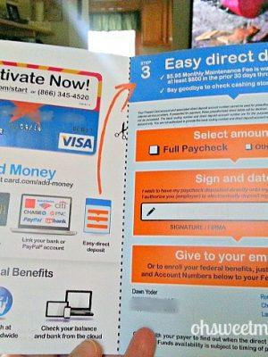 CARD.com Prepaid Visa Debit Card – Review