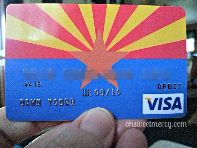 how to get money out of prepaid visa