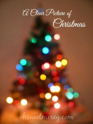 A Clear Picture of Christmas