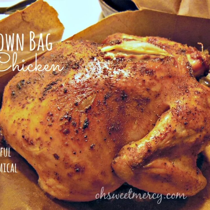 Brown Bag Chicken
