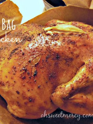 How to Make Brown Bag Chicken