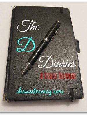 The D Diaries: Weeks 4 & 5
