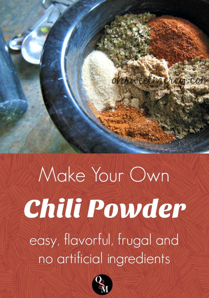 chili powder pin