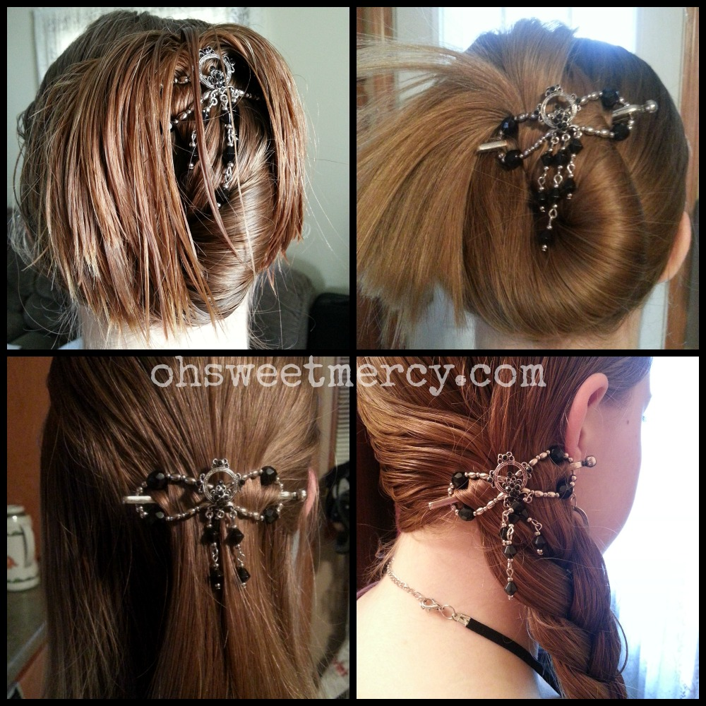 hairstyles with headband : Hair Clips And Styles Related Keywords & Suggestions - Hair Clips And ...