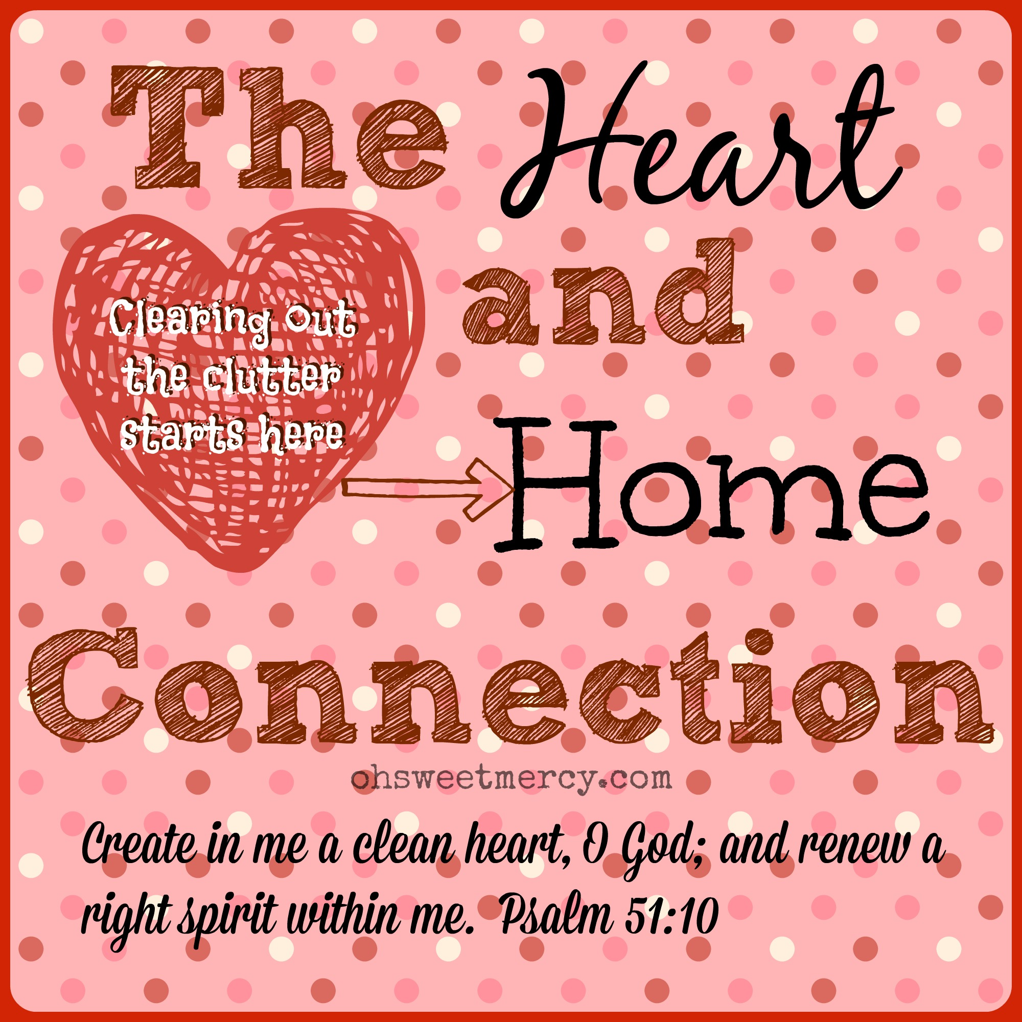 The Heart and Home Connection