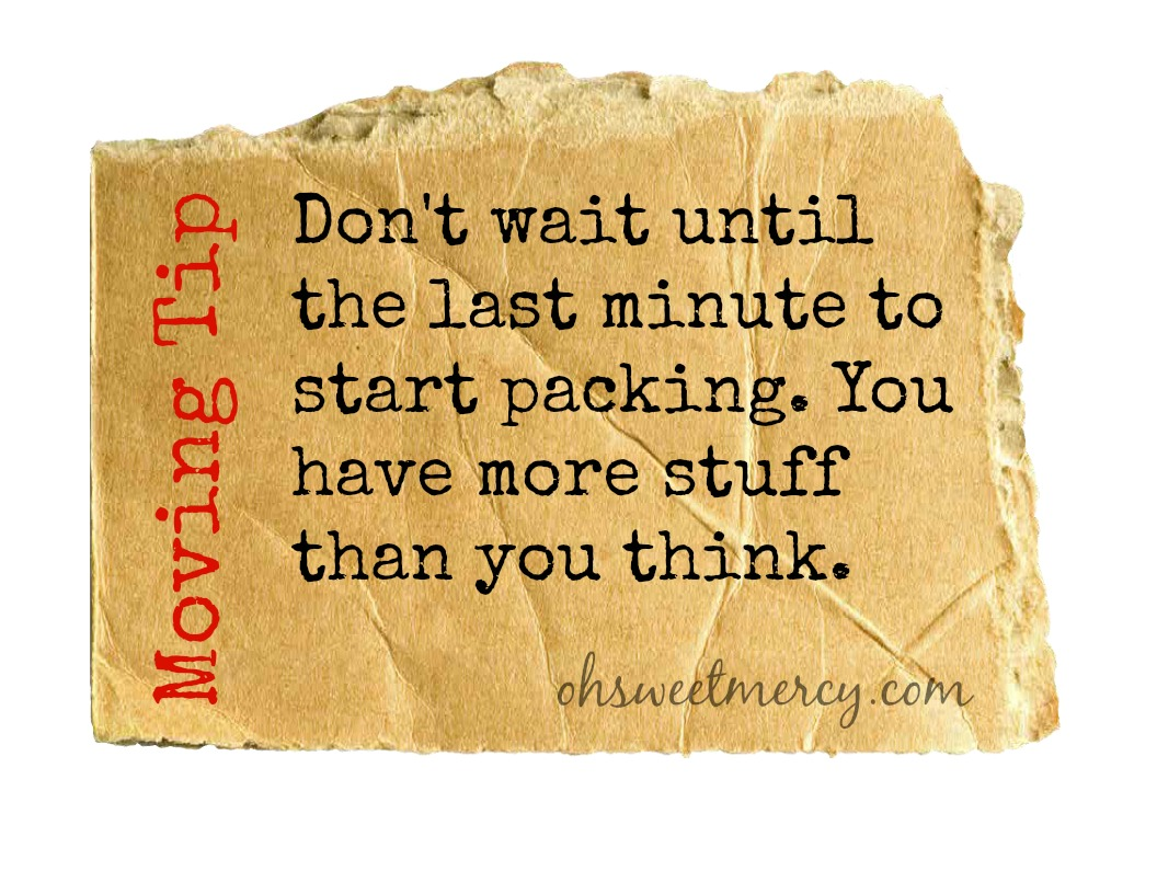 moving tip don't wait