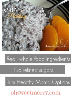 Chia Seed Pudding: Dairy Free and Delicious!