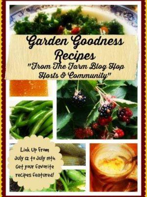 Garden Goodness Project!