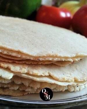 Homemade Corn Tortillas – Make it Myself Monday