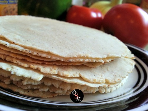 Amazingly Fresh Homemade Corn Tortillas | Oh Sweet Mercy #recipes #homemade #diy #ohsweetmercy