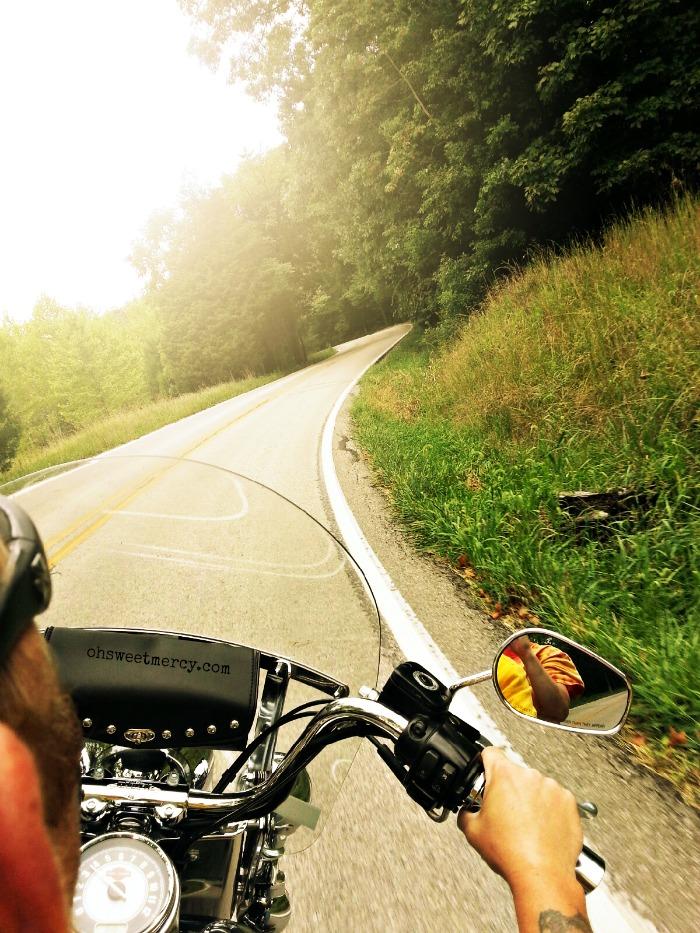 Brown County - Curvy Roads