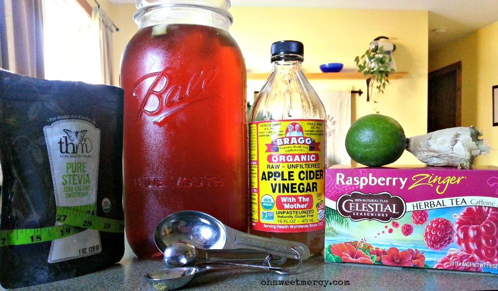 Refreshing Sugar Free Zingy Raspberry Good Girl Moonshine! Oh Sweet Mercy