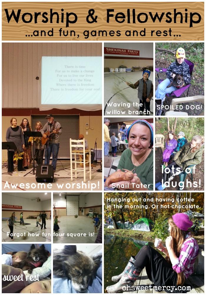 Sukkot 2014 - Worship and Fellowship