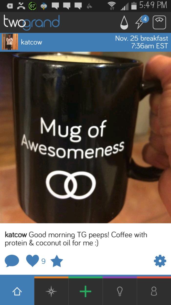 TwoGrand OhSweetMercy Mug Envy
