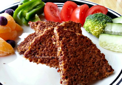Spicy Quinoa Fritters | Oh Sweet Mercy #quinoa #recipes #THM #ohsweetmercy