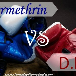 Permethrin VS DE – My From the Farm Favorite 1/16/2015