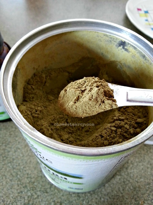 Organic India Moringa Leaf Powder Review | Oh Sweet Mercy #reviews #organic #moringa #momsmeet #ohsweetmercy