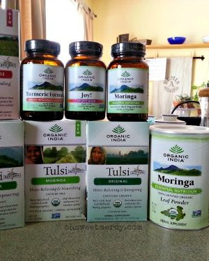 Organic India Moringa Leaf Powder Review