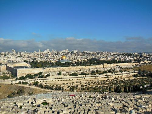 Jerusalem from Mt of Olives |Oh Sweet Mercy #tastethehoney2015 #experiencetheholyland #ohsweetmercy