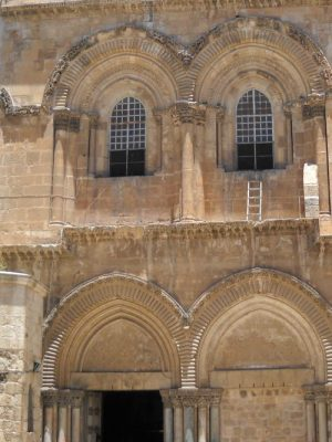 Life Unfiltered – What a Creepy Church in the Holy Land Taught Me