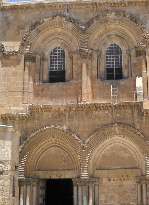 Life Unfiltered - What a Creepy Church in the Holy Land Taught Me | Oh Sweet Mercy #tastethehoney2015 #ohsweetmercy