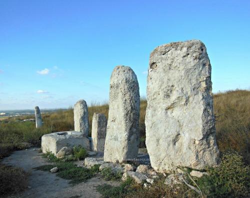 Standing stones of unknown origin |Oh Sweet Mercy #tastethehoney2015 #experiencetheholyland #ohsweetmercy