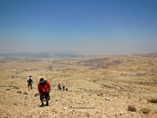 Up Mt Nebo  Oh Sweet Mercy #tastethehoney2015 #experiencetheholyland #ohsweetmercy