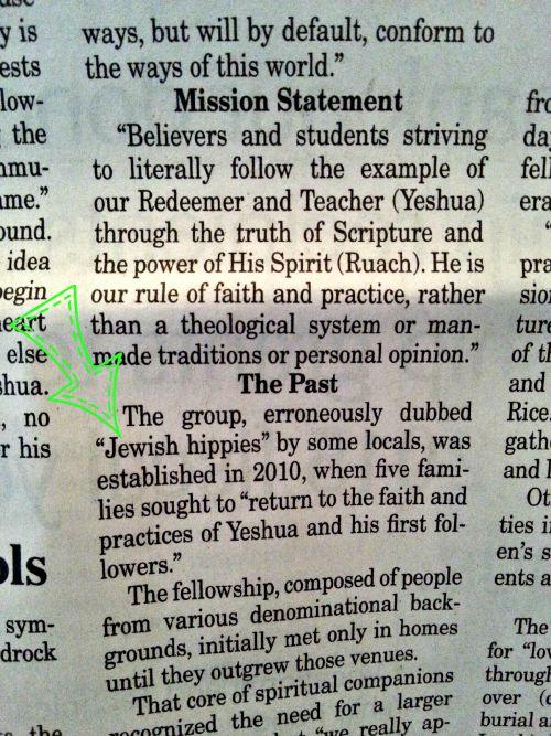 Jewish Hippies