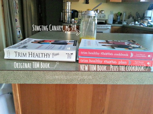 Trim Healthy Mama Review and Giveaway! Win the New Plan Book and Cookbook! | Oh Sweet Mercy #reviews #giveaways #THM #cookbooks #ohsweetmercy