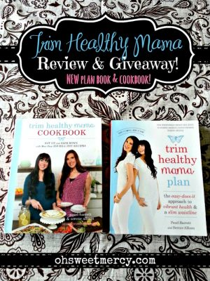 Trim Healthy Mama – New and Improved Plan Book!