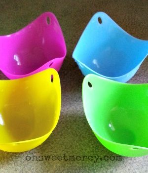 Silicone Egg Poacher Review
