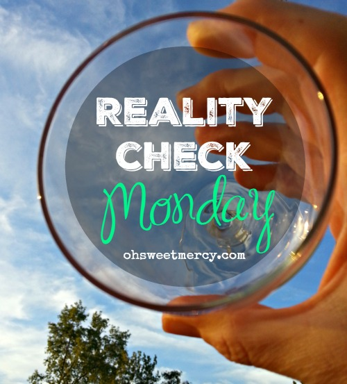 Reality Check Monday |Oh Sweet Mercy #realitycheckmonday #keepingitreal #success #life #thm #ohsweetmercy