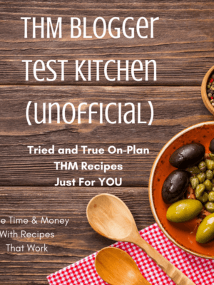 THM Blogger Test Kitchen on Facebook