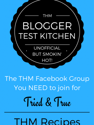 You Need to Join THIS group to Find Amazing THM Recipes that Actually Work!