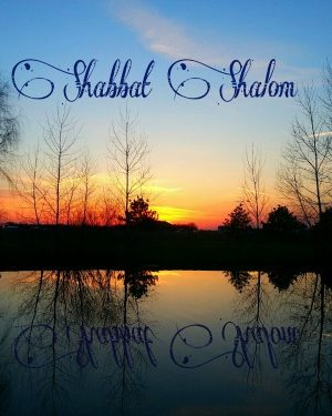 Shabbat Shalom to You!