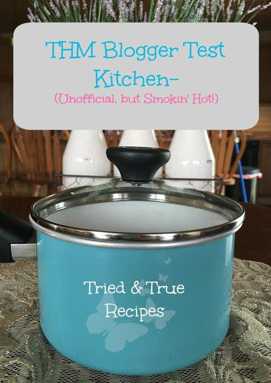 THM Blogger Test Kitchen Group on Facebook - THE Place for Tried and True On-plan Recipes | Oh Sweet Mercy #thm #bloggertestkitchen #recipes
