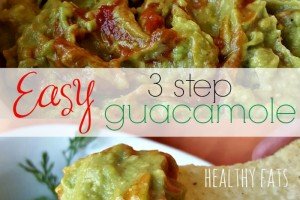 Easy 3 Step Guacamole Recipe | Oh Sweet Mercy #easy #thm #recipes #avocados #lowcarb #ohsweetmercy