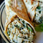 Chicken Florentine Wonders
