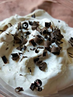 Decadent Salted Caramel Whip | Oh Sweet Mercy #easy #thm #sugarfree #lowcarb #recipes #ohsweetmercy