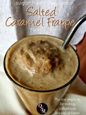 Salted Caramel Frappe – How Make it Like a Coffeehouse Barista