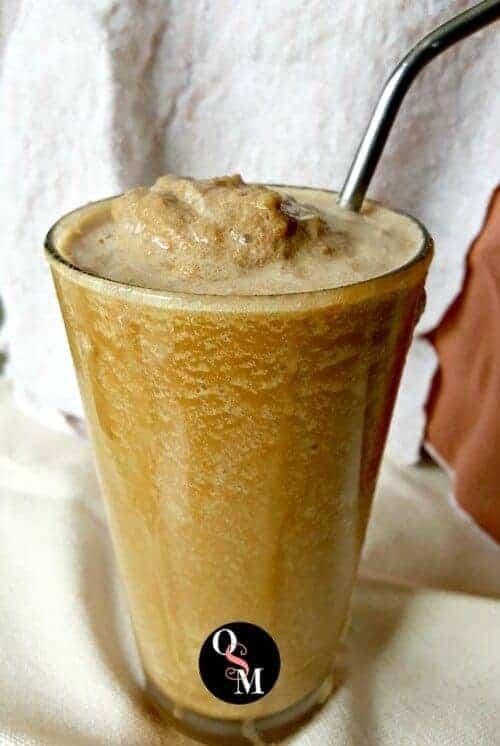 Salted Caramel Frappe Make It Like A Coffeehouse Barista