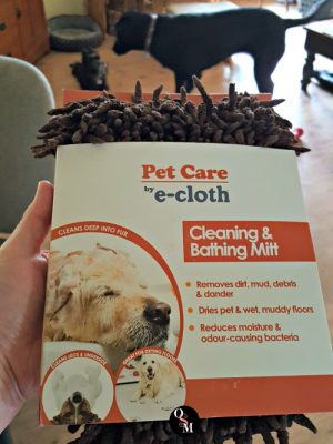 How to Clean Your Dog's Coat Without Shampoo – E-cloth Review