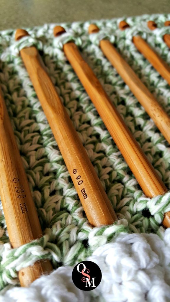 The Bamboo DIY Crochet Hook Roll {My Crochet Adventure} | Oh Sweet Mercy #crafts #crochet #DIY #yarn #patterns #ohsweetmercy