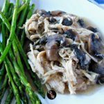 Mushroom Bay Chicken for the Instant Pot
