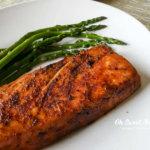 Easy Dry Rub Spicy Grilled Tuna