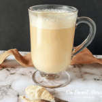 Hot Creamsicle Cocoa | Dairy Free, Sugar Free, THM S