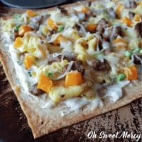 Easy Low Carb Breakfast Pizza - Make It Your Way!
