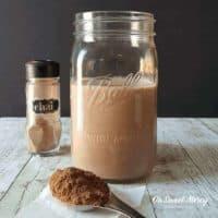 Chocolate Chai Kefir | THM S, E, or FP
