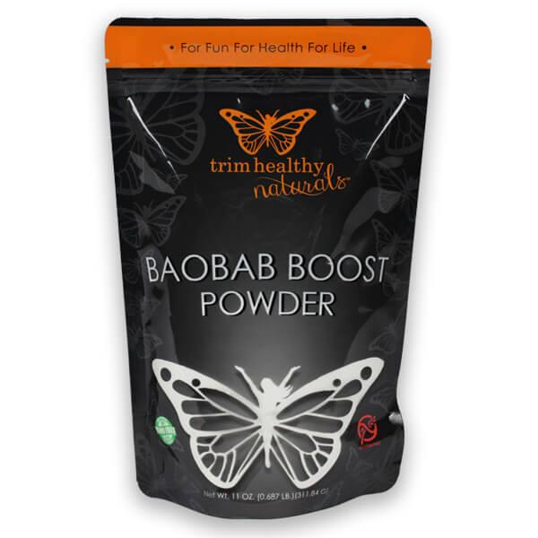Baobab Boost Powder 11oz Bag